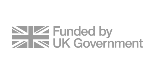 Funded by UK Government